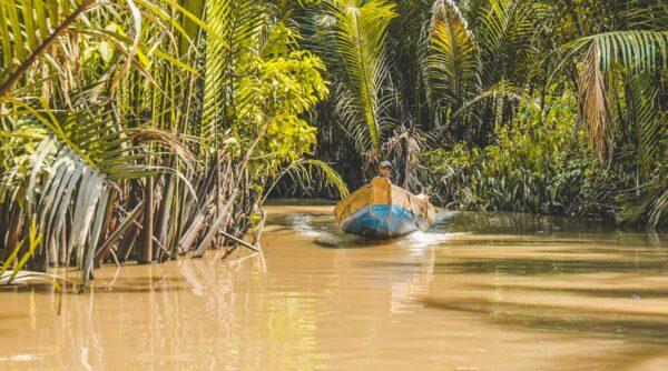 Deeper into the Mekong Delta tour (Ben Tre)