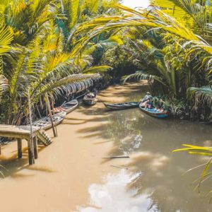 Deeper into the Mekong Delta tour (Ben Tre)