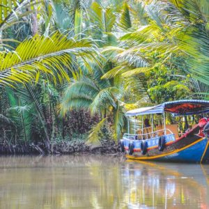 Mekong Delta & Cu Chi Tunnels combo tour