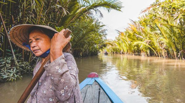Cai Rang floating market & 2 days Mekong Delta tour