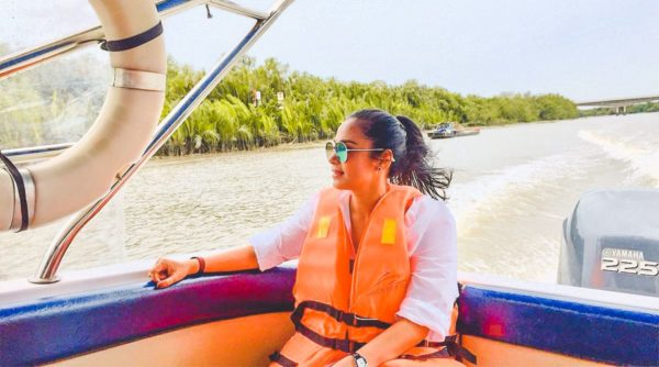 Cu Chi Tunnels tour by speedboat