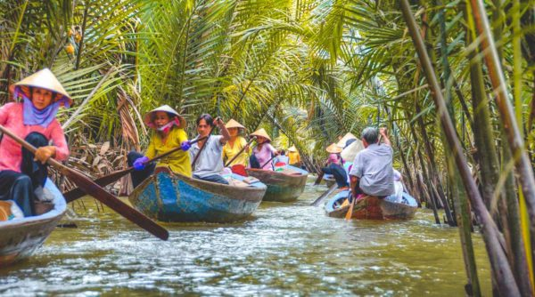 Discover the Mekong Delta tour (My Tho)