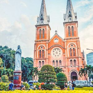 Saigon Half Day City Tour