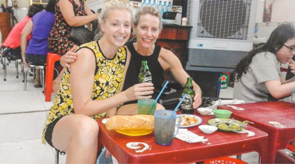 Ho Chi Minh City street food tour
