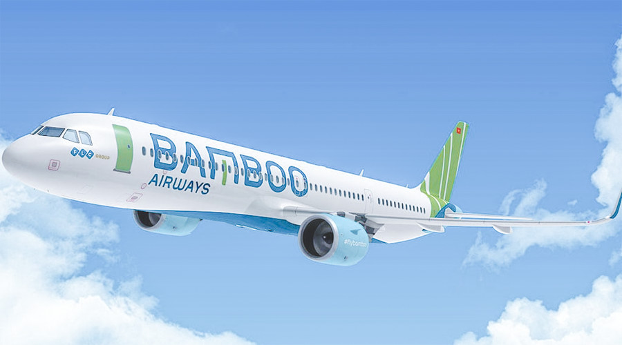 Bamboo Airways in Vietnam