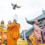 Buddha's birth Vietnam