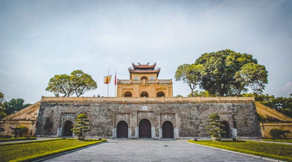 Imperial Citadel or Thang Long