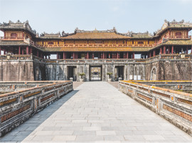 Hue Imperial City tours