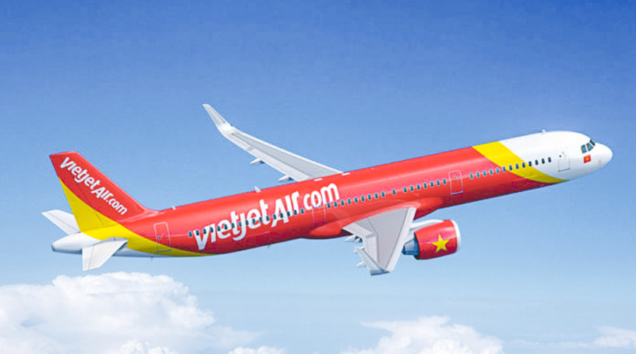 Vietjet Air in Vietnam