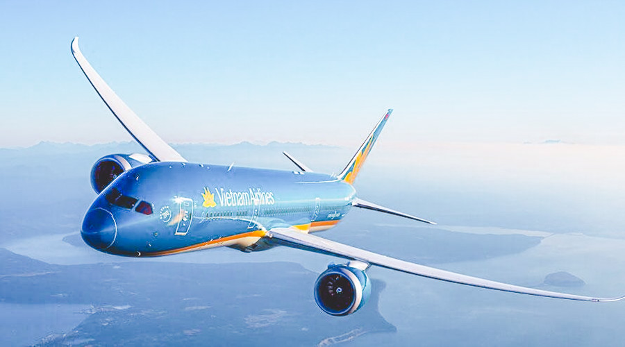 Vietnam Airlines in Vietnam