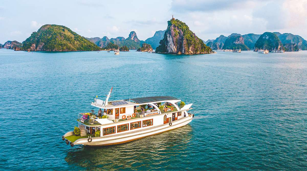 Halong Bay luxury 1 day tour