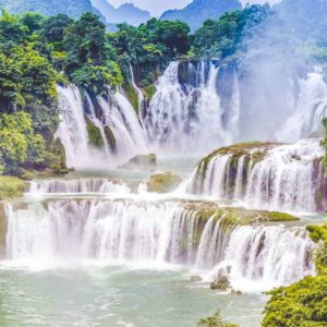 Ban Gioc Waterfall tour