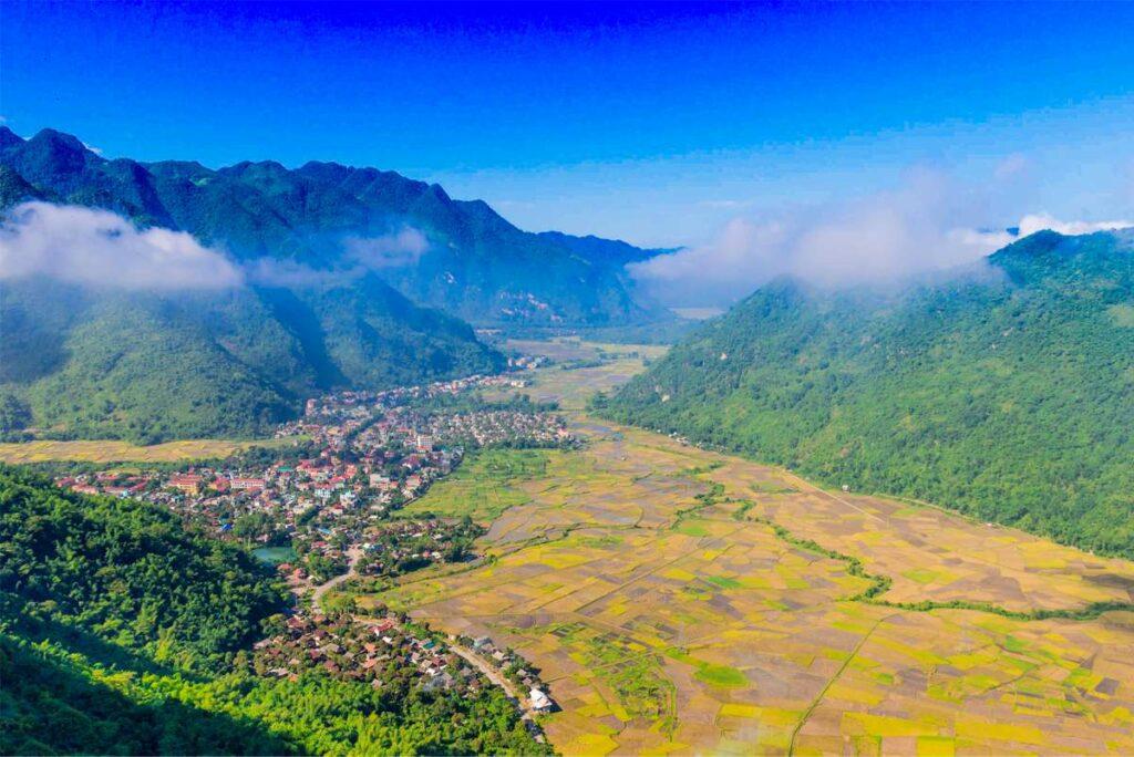 Mai Chau viewpoint