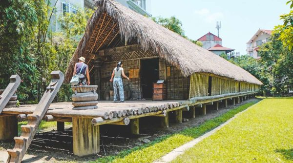 Museum of Ethnology in Hanoi