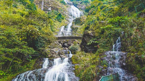 Silver Waterfall Sapa