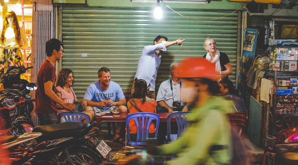 Street food tour in Ho Chi Minh City