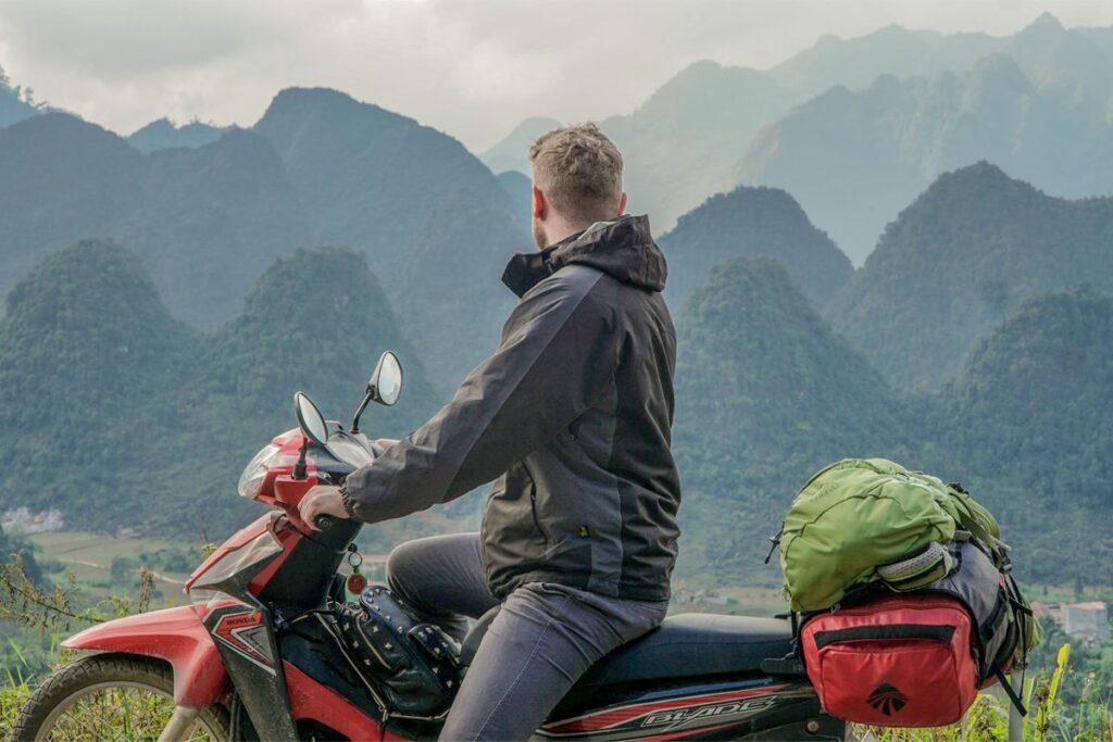 Ha Giang motorbike loop