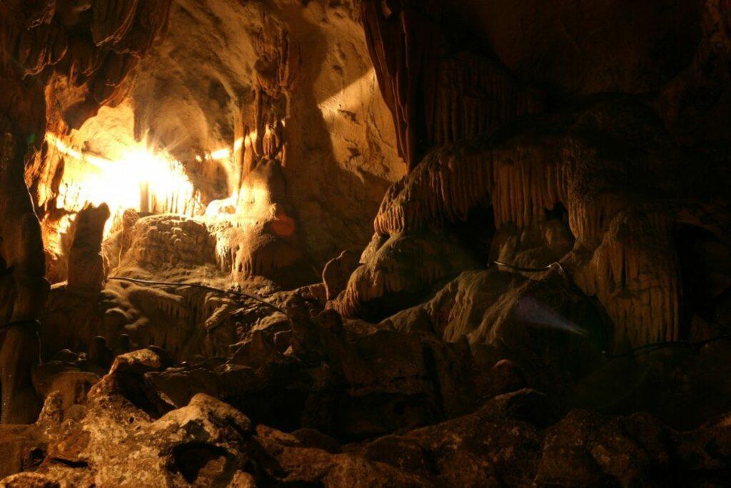 Mai Chau cave