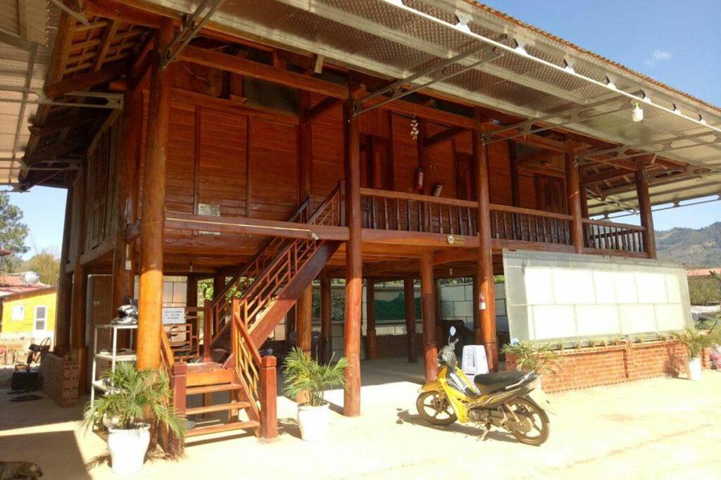 Moc Chau homestay