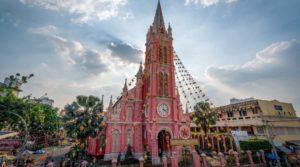 Pink Church Ho Chi Minh City